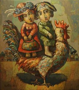 Գեղանկարիչ՝ Ավետիս Խաչատրյան